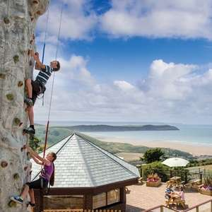 Woolacombe Bay Holiday Parks breaks for £89 for up to 4 people for 4 nights