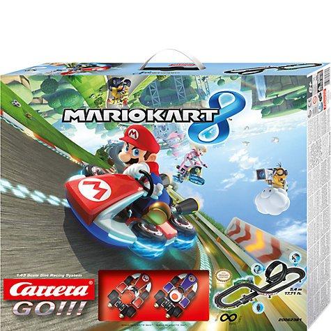 Nintendo Carrera GO!!! Mario Kart 8 Racing System - £27.99 + £2/£3.50 Del - John Lewis