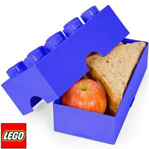 Lego Blue Lunch Box Large £2.99 @ Home Bargains