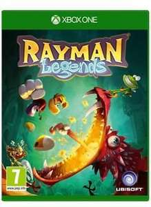 Rayman Legends Full Game Download Xbox Live CD Key £4.99 @ Simply Games Digital