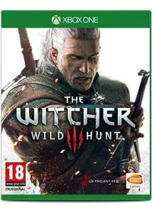 The Witcher 3: Wild Hunt (Xbox One) @ Base - £24.99