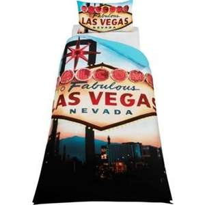Las Vegas Bedding Set - Single (And loads of others) £5.99 (Double £7.99, Kingsize £9.99) @ Argos