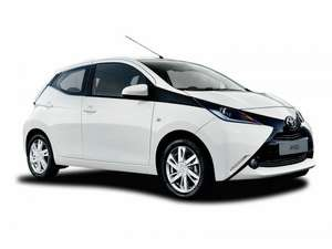 Brand New Toyota Aygo 1.0 VVT-i X 3dr Only £6995 at Arnold Clark