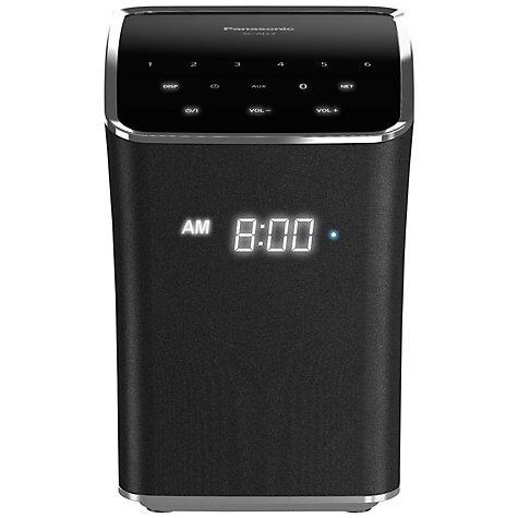 Panasonic SC-ALLEB-K Wireless (Wifi/Bluetooth) Multiroom Speaker £99 @ johnlewis or £69 after poss £30 cashback