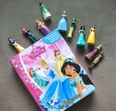 Disney Princess Busy book - £2.50 @ Asda Blantyre
