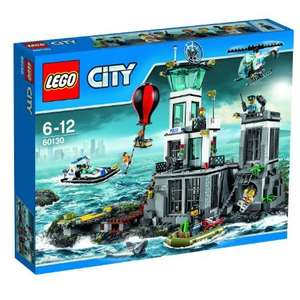 LEGO City 60130 Police Prison Island £54.11 @ Amazon with free delivery