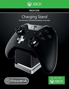 Official Xbox One Elite Charging Stand & Rechargeable Battery Pack £19.58 (Prime) £21.57 (non Prime) @ Amazon