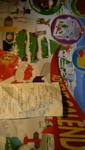 Vtech Toot Toot Drivers Advent Calendar was £25 then £12.50 now £6.25 Instore @ Boots