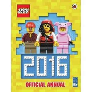 Lego / Frozen / Paw patrol / Beano / Minions 2016 annuals (and lots more) @ Argos - £1.99 (half price) free C&C