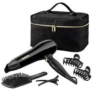 BaByliss Sheer Glamour styling collection dryer gift set £16.99 @ Argos