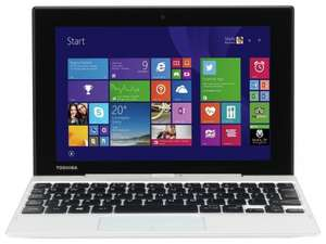 Toshiba Click Mini 2-in-1 Tablet (Refurb) - £129.99p (Free Delivery) via Argos (eBay Store)