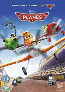 Disney Planes DVD £2.99 Amazon, £3 Tesco Direct free P&P/Click collect