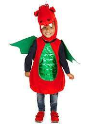 Dragon Costume (5/6 years) (7/8 years) £6.00 @ M&S (FREE C&C)