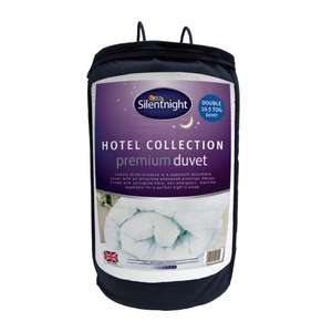 Silentnight Hotel Collection Double Duvet 10.5 Tog £20 @ Tesco Direct