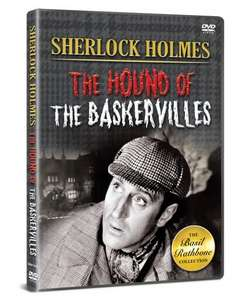 FREE Sherlock Holmes DVD The Hound Of The Baskervilles @ HobbiesOnTheWeb/RadioTimes P&P Apply £2.95