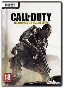 Call of Duty: Advanced Warfare (£6.99) with Advanced Arsenal DLC PC Steam CD Key @ SimplyGames