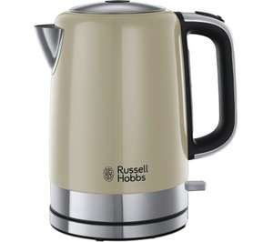 Currys, Russell Hobbs Kettle Was £39.99 Now £20 in store. £17.99 ONLINE RESERVE, PAY COLLECT