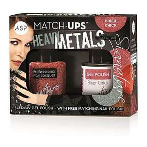 Asp signature gel nail polishes twin packs going cheap  @ Sallys