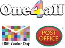 One4all get £5 giftcard on £50+ spend @ The post office