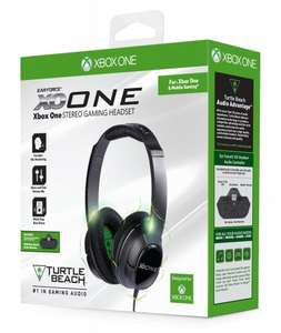 Turtle Beach Ear Force XO Xbox One Amplified Stereo Gaming and Mobile Gaming Headset - £30.00 @ Amazon
