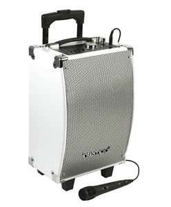 *** BARGAIN!! *** INTEMPO TAILGATE PORTABLE MUSIC SPEAKER. NOW ONLY £19.50 @ WILKO