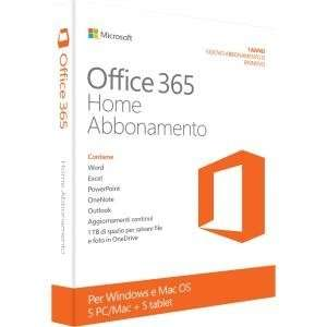 Office 365 Home Premium 5 Users 1 Year £13.60 @ Kingsfield computers