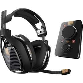 Astro A40 TR Gaming Headset with Mix Amp TR for PS4, PS3 & PC - Black £159.99 @ Game
