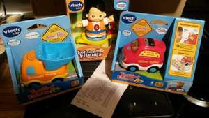 toot toot cars - £3 half price at wilko (in store)