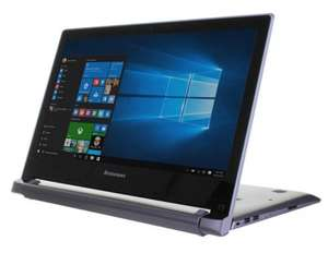 Lenovo Flex 2 14 inches with i5+6GB Ram + 8GB SSD + 500GB HDD £399.97 @ Save on laptops