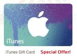 15% off iTunes at Tesco Digital Gift Cards (Online)
