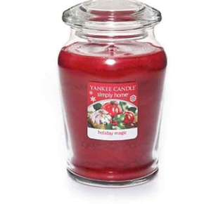 Yankee Candle Large Holiday Magic Jar £10 @ Asda instore