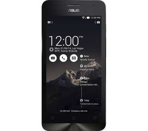 ASUS ZenFone 5 LTE (A500KL) 16GB / 2GB / 4G / MicroSD / 8MP £99.99 @ Currys