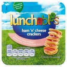 Morrisons dairylea lunchables ham & chicken £1