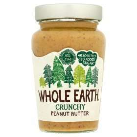 Whole Earth Crunchy Original Delicious Peanut Butter - £1.50 @ ASDA