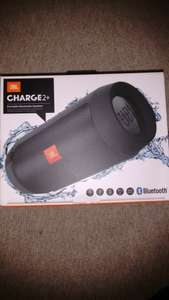 JBL Charge 2+ Bluetooth Speaker @ Currys/PC World instore - £74.99