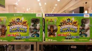 Skylanders Swap Force Starter Pack - £5.00 Xbox One, £10.00 PS4 at John Lewis (Bristol Cribbs Causeway)