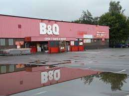 B&Q Swallwell (Gateshead) branch closing down