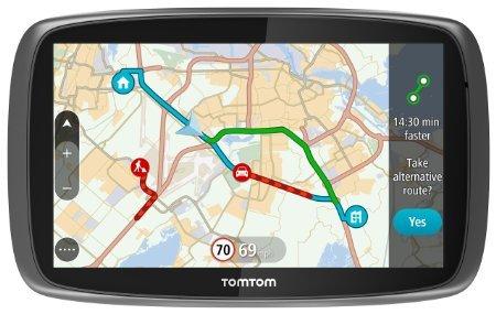 "TOMTOM GO Traffic 510 5"" Sat Nav - Worldwide Maps £129 @ Currys and Tesco"