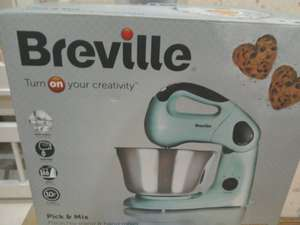 breville pick and mix stand & hand mixer.  £13.13 TESCO instore