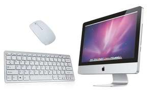 "20"" Apple iMac ""Core 2 Duo"" 2.00-2.4GHz 160GB HDD 2-8GB RAM £379.99 @ groupon / Titanium Computers"
