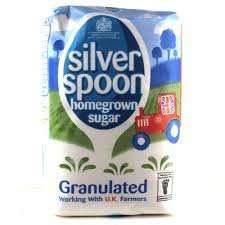 Silver Spoon Sugar 1kg 45p in Home Bargains