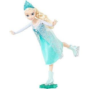 Disney Frozen Ice Skating Elsa Doll 9.99 @ ToysRus (FREE C&C)