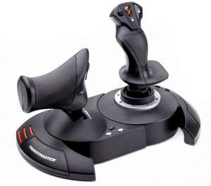 Thrustmaster T-Flight Hotas X Joystick (PC/PS3) £27.99 @ Amazon.co.uk