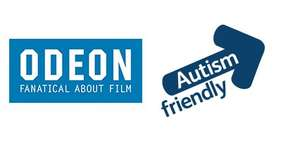 Odeon -  Autism Friendly Cinema Screenings