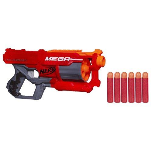 NERF N-Strike Elite Mega CycloneShock Blaster £7.50 (Prime)  £12.25 (non Prime) @ Amazon