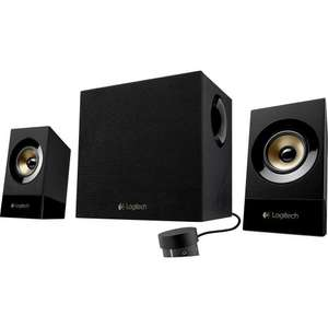 Logitech Z533 Multimedia 2.1 PC Speakers 120W £57.99 @ Conrad