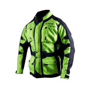 High visibility Motorcycle jacket - RRP £120 reduced to £34.99 + £3.50 delivery but get 10% off first order so back to £34.99 @ Proviz