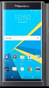 BlackBerry PRIV on Vodafone (10GB 4G, Unlimited Minutes and Texts, FREE Now TV, Spotify or Sky Sports Mobile) @ Mobile Phones Direct (As low as £498 with Cashback)