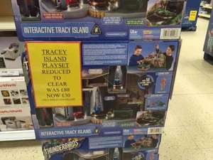 Thunderbirds Tracy Island £30 @ Tesco