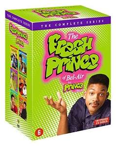 [DVD] The Fresh Prince Of Bel-Air Box Set Complete Seasons 1-6 - £13.12 Delivered - Amazon.fr